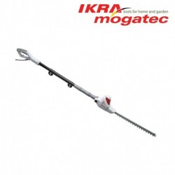 Electric Telescopic Hedge Trimmer 500 Watt Ikra Mogatec ITHS 500