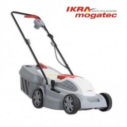 Электрическая газонокосилка IKRA Mogatec IERM 1434