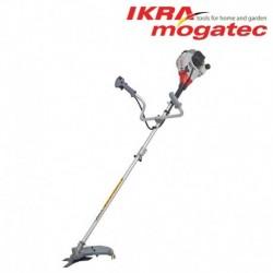 Petrol trimmer / brushcutter Ikra Mogatec 0.75 kW IBF 25