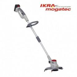 Cordless trimmer 20V 1.5 Ah Ikra Mogatec IART 2520 LI