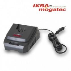 Быстрое зарядное устройство для 20В LI22 Ikra аккумуляторов