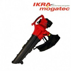 Ikra Mogatec BLS 31 Benzīna lapu pūtējs / savācējs