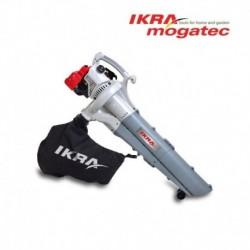 Бензиновый садовый пылесос-воздуходув 0,75 kW Ikra Mogatec IBLS 31