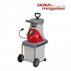 Elektriskais zaru smalcinātājs Ikra Mogatec IEG 2500