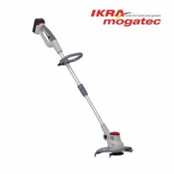 Cordless trimmer 20V 2 Ah Ikra Mogatec IAT 20-1 M