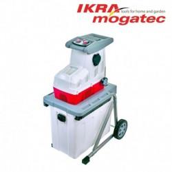 Elektriskais zaru smalcinātājs Ikra Mogatec ILH 2800