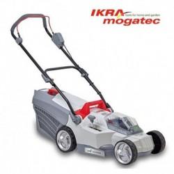 Аккумуляторная газонокосилка 40V 2.5Ah IKRA Mogatec IAM 40-3725