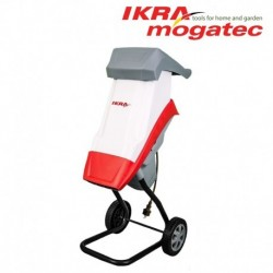Electric Shredder 2,5 kW Ikra Mogatec IEH 2500