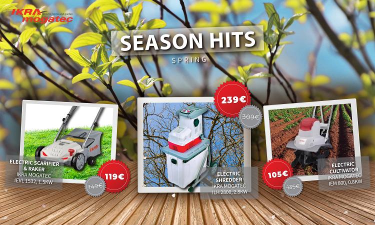 Season hits