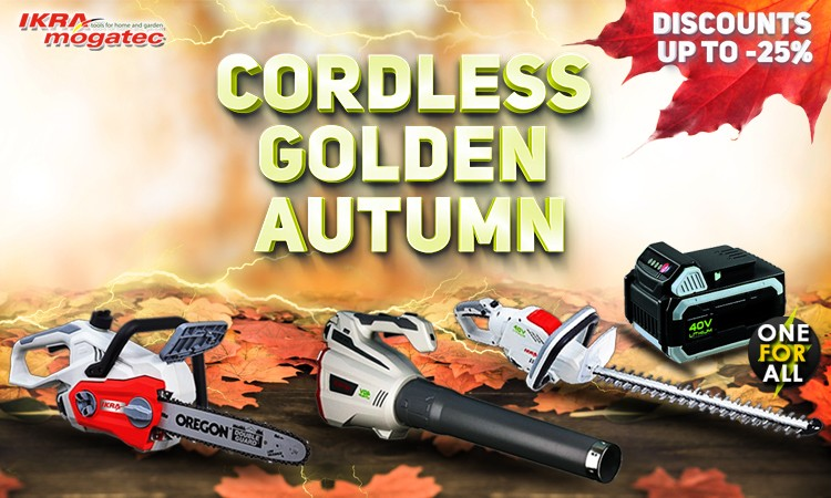 Golden Cordless Autumn, EN